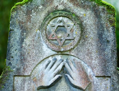 main dans le judaisme